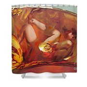 Metamorphoses Shower Curtain