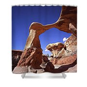 Metate Arch 2 Shower Curtain