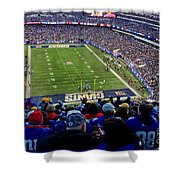 Metlife Stadium Shower Curtain