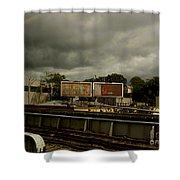 Metropolitan Transit Shower Curtain