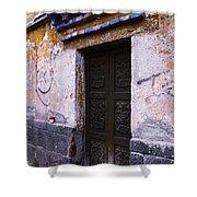 Mexican Door 34 Shower Curtain