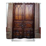 Mexican Door 62 Shower Curtain