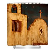 Mexican Night Shower Curtain