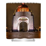 Mexican Revolution Shower Curtain