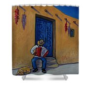 Mexico Impression II Shower Curtain