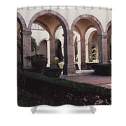 Mexico Orphanage 2 By Tom Ray Shower Curtain