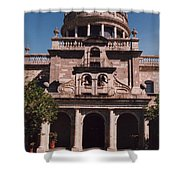 Mexico Orphanage 3 By Tom Ray Shower Curtain