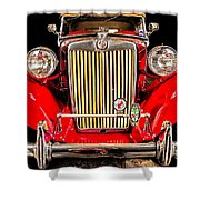Mg Convertible Shower Curtain