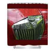 Mg Magnette Shower Curtain