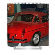 Mg Midget Shower Curtain