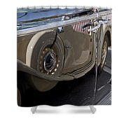 Mg Or Not To Be Shower Curtain