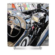 Mg Tc In Paddock Shower Curtain