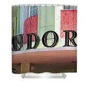 Miami Beach - Art Deco 11 Shower Curtain