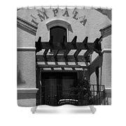 Miami Beach - Art Deco 19 Shower Curtain