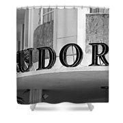 Miami Beach - Art Deco 22 Shower Curtain