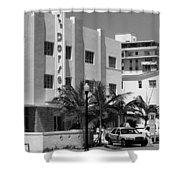 Miami Beach - Art Deco 24 Shower Curtain