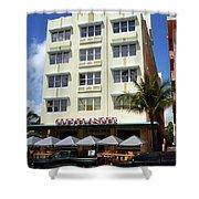 Miami Beach - Art Deco 43 Shower Curtain