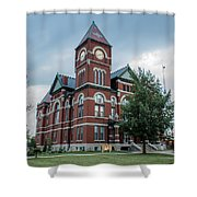 Miami County Courthouse 4 Shower Curtain