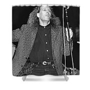 Michael Bolton Shower Curtain