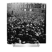 Michael Collins 1922 Shower Curtain