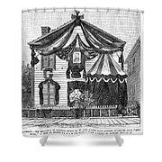 Michigan Grant House Shower Curtain