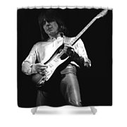 Mick Of Mott The Hoople And Bad Company Shower Curtain