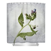 Mid Summer Scent Shower Curtain