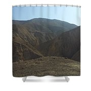 Midbyehuda Desert Shower Curtain