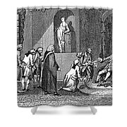 Middlesex Petition, 1769 Shower Curtain