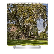 Historic Middleton Place  Shower Curtain