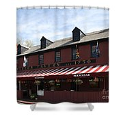 Middleton Tavern - Annapolis Shower Curtain