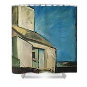 Midland Coop Sturgeon Bay Shower Curtain
