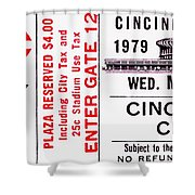 Midwest Rivals Shower Curtain