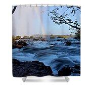 mighty Zambezi Shower Curtain