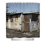 Migrant Workers, 1941 Shower Curtain