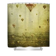 Migration Shower Curtain