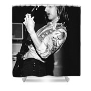 Mike Somerville 21 Shower Curtain