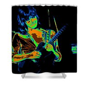 Mike Somerville Art 2 Shower Curtain