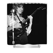 Mike Somerville Of Head East 10 Shower Curtain