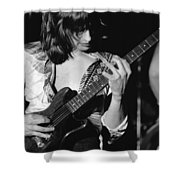 Mike Somerville Of Head East 14 Shower Curtain