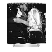 Mike Somerville Of Head East 17 Shower Curtain