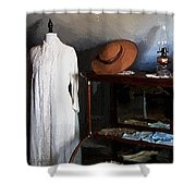 Milady's Finery Shower Curtain
