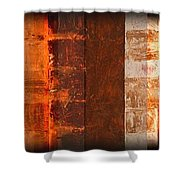 Milestones Shower Curtain