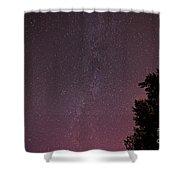 Milky Way In Nj Shower Curtain