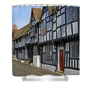 Mill Street Warwick Shower Curtain