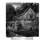 Mill - The Mill Shower Curtain