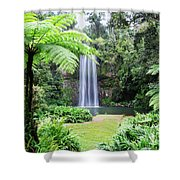 Millaa Millaa Falls Shower Curtain