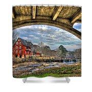Millmore Mill2 Shower Curtain