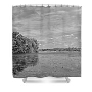 Millpond Shower Curtain