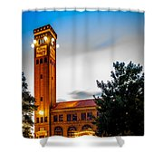 Milwaukee Station Shower Curtain